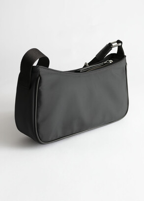 And other stories Small Nylon Shoulder Bag