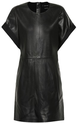 Isabel Marant Costa leather dress