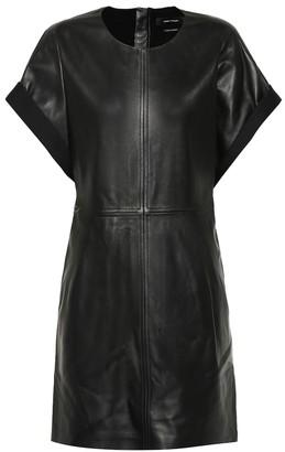 Isabel Marant Costa leather dress