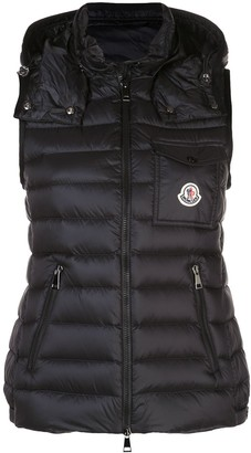 Moncler Hooded Padded Gilet