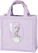 LADUREE Tea Time Shopping Bag - Small