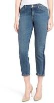 MiH Jeans 'Tomboy' Crop Boyfriend Skinny Jeans (Farrah)
