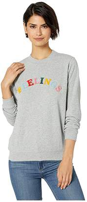 ban.do Feelings Long Sleeve Sweatshirt