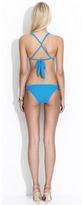 Singer22 Charlie by Matthew Zink Paulina Halter Bikini in Pool