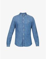 Polo Ralph Lauren Slim-fit denim sport shirt