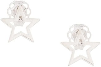 NATASHA SCHWEITZER Star Stud Earrings