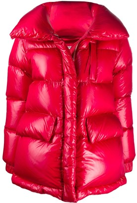 Woolrich Quilted Down Puffer Jacket