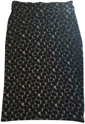 Diane von Furstenberg Metallic Synthetic Skirts