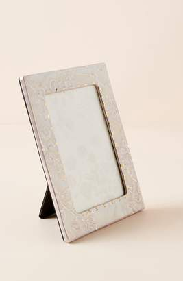 Anthropologie Home Neva Picture Frame