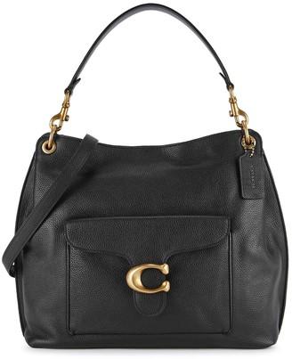Coach Tabby Black Leather Hobo Bag