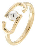 Marc Jacobs Gold-Tone Ring