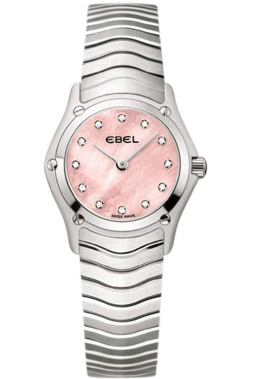 Ebel Ladies Classic Diamond Watch 1216279