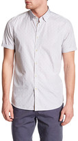 Ted Baker Micro Stripe Sim Fit Shirt
