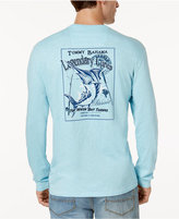 Tommy Bahama Men's Legendary Lures Embroidered Pima Cotton T-Shirt