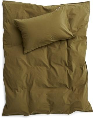 Ab Småland AB Smaland - 100 x 130 cm Moss Green Organic Cotton Crib Bed Cover Sheet - Organic Combed Cotton   moss green - Moss green