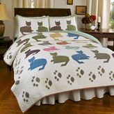 Bed Bath & Beyond Meow Quilt Set in Ivory