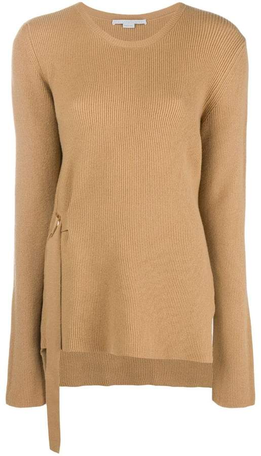 Stella McCartney strap detail jumper