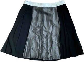 Antipodium Black Skirt for Women
