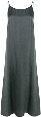 UMA WANG Scoop Neck Slip Dress