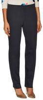 Jil Sander Navy Cotton Skinny Trousers