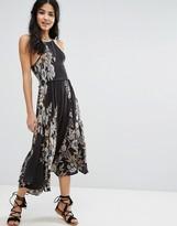 Free People Seasons Sun Sleeveless Dress