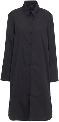 Joseph Victor Cotton-blend Poplin Shirt Dress