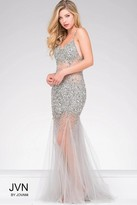 Jovani Sleeveless Prom Dress with Crystal Embellishments JVN24736