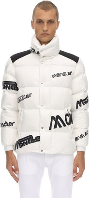 MONCLER GENIUS Mare Nylon Down Jacket