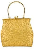Farfalla Womens 90304 Clutch Gold