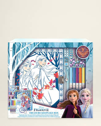 Keepsake Frozen 67-Piece Treasure Box