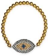 Bloomingdale's Roni Blanshay Blue Evil Eye Bracelet
