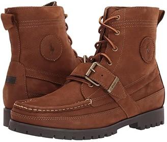 Polo Ralph Lauren Ranger (Tan Leather) Men's Shoes
