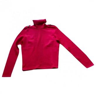 Versace Red Knitwear for Women