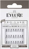 Eylure Individual Semi Permanent Lashes Black Short/ Medium and Long Length Mini Pack