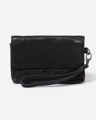 Stitch & Hide - Women's Black Purses - Munich Pouch - Size One Size at The Iconic