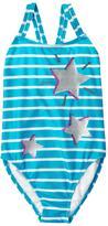 Gymboree Starry 1-Piece Swimsuit