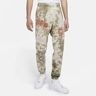 Nike Tie-Dye Pants Sportswear Club Fleece