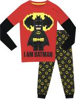 Lego Batman Boys Batman Pajamas