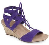 Vionic Women's Tansy Wedge Espadrille Sandal