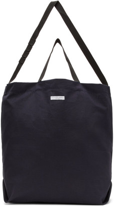 Engineered Garments Navy Carry All Tote
