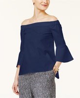 Cable & Gauge Cupio Off-The-Shoulder Top