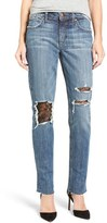Joe's Jeans Women's Billie Ripped Boyfriend Jeans