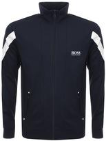 HUGO BOSS Full Zip Sweatshirt Navy