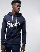 Jack and Jones Hoodie with Brand Graphic