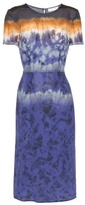 Altuzarra Glaze Printed Silk Dress