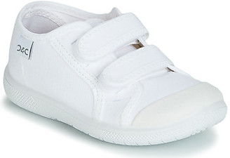 Citrouille et Compagnie JODIPADE girls's Shoes (Trainers) in White