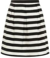 Dorothy Perkins Black and white stripe prom skirt
