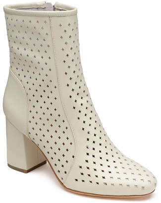 Bill Blass Riley Perforated Booties