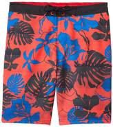 Speedo Men's Gradated Floral EBoard Short - 8135894