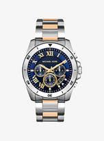 Michael Kors Brecken Two-Tone Stainless Steel Watch